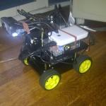 Raspberry Romeo Internet Rover