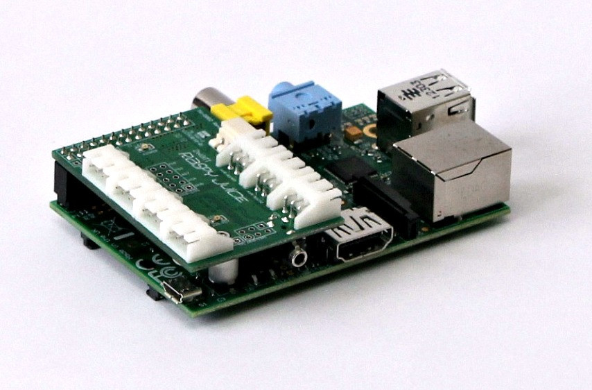 Raspberry Pi Motor And Servo Controller Expansion Boards